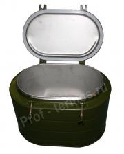 Термос армейский Т-6 л  овальный