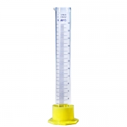 Мерный цилиндр (на пластике) 100 мл