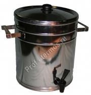 Бак для питьевой воды с краном БП-25
