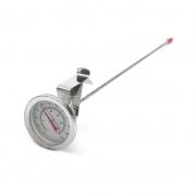 Термометр аналоговый с длинным щупом и клипсой (для кастрюли)